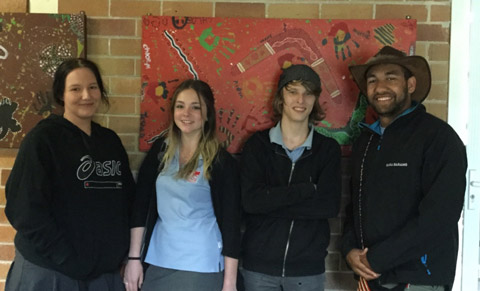 Aboriginal Youth Leadership Forum at Wyong High School