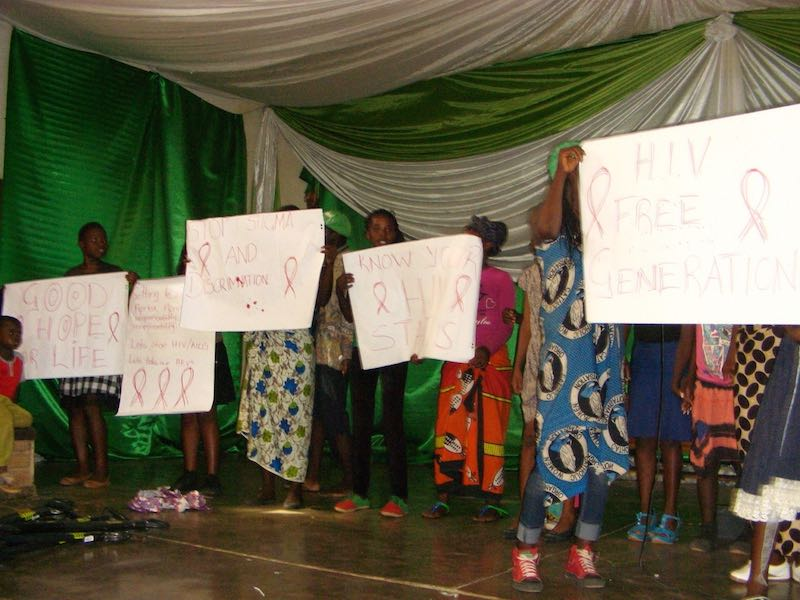 education for an hiv free generation