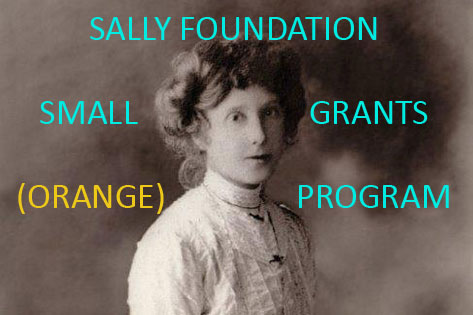 sally small grants orange