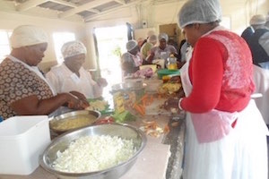 cooking class in zimbabwe
